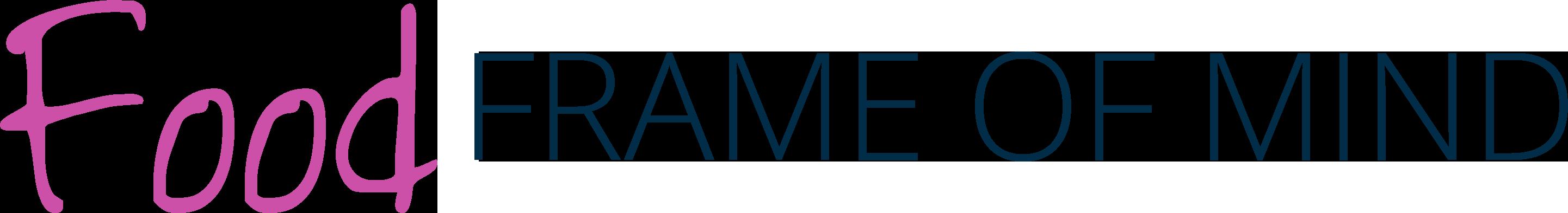 food frame of mind logo